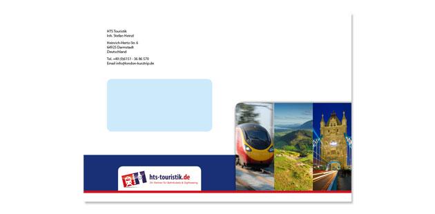 Briefumschlag C4 1 Seite 091070