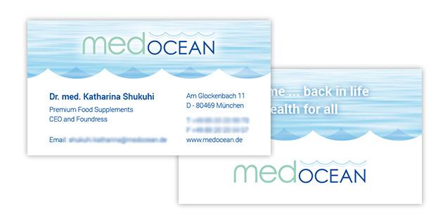 Visitenkarte 2 Seiten 60 X 60 Mm