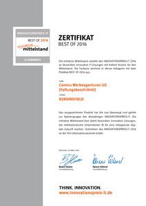 Zertifikat ansehen