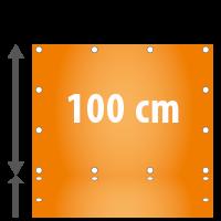 gestalten erstellen entwerfen preis kosten grafiker werbeagentur online buchen festpreis - banner plane 100 cm höhe