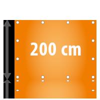 gestalten erstellen entwerfen preis kosten grafiker werbeagentur online buchen festpreis - banner plane 200 cm höhe