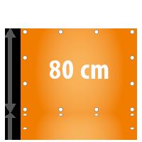 gestalten erstellen entwerfen preis kosten grafiker werbeagentur online buchen festpreis - banner plane 80 cm höhe
