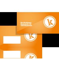 gestalten erstellen entwerfen preis kosten grafiker werbeagentur online buchen festpreis - briefumschlag