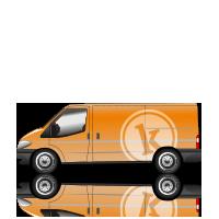gestalten erstellen entwerfen preis kosten grafiker werbeagentur online buchen festpreis - fahrzeugwerbung lieferwagen