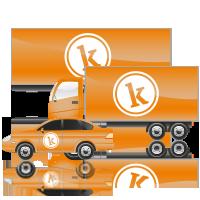 gestalten erstellen entwerfen preis kosten grafiker werbeagentur online buchen festpreis - fahrzeugwerbung