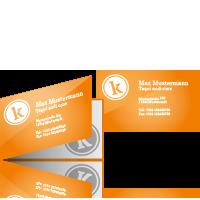 gestalten erstellen entwerfen preis kosten grafiker werbeagentur online buchen festpreis - visitenkarte